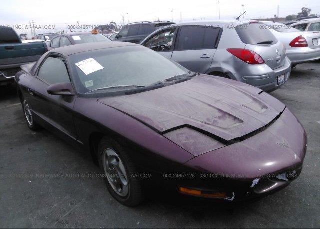 Inventory #904587165 1994 Pontiac FIREBIRD