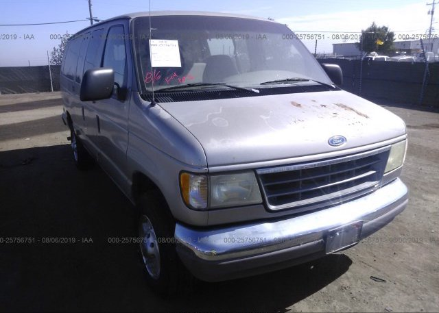Inventory #731642002 1995 FORD ECONOLINE
