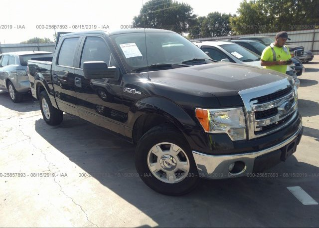 Inventory #999576826 2013 FORD F150