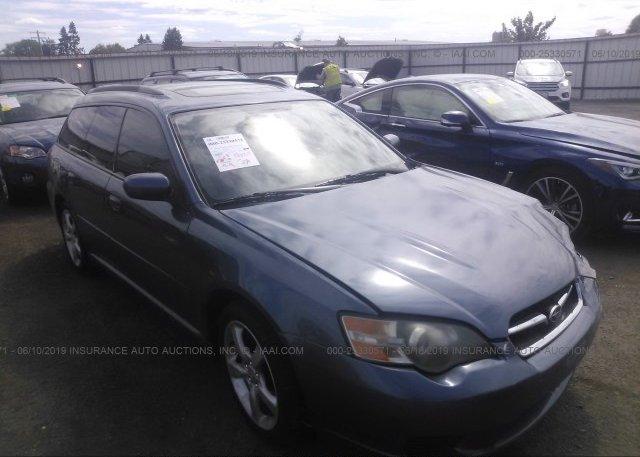 Inventory #660115600 2006 Subaru LEGACY