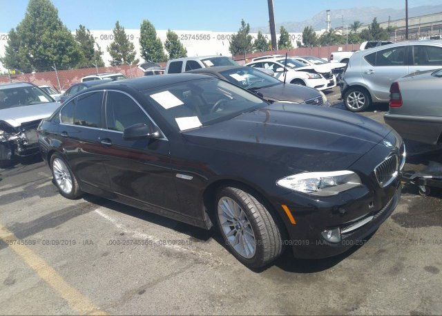 Inventory #929216121 2011 BMW 535