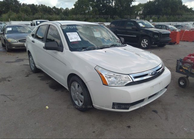 Inventory #510346567 2010 FORD FOCUS