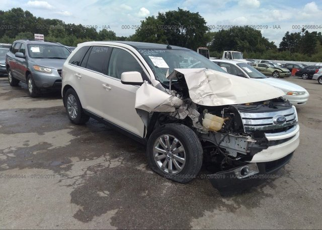 Inventory #167831775 2008 FORD EDGE