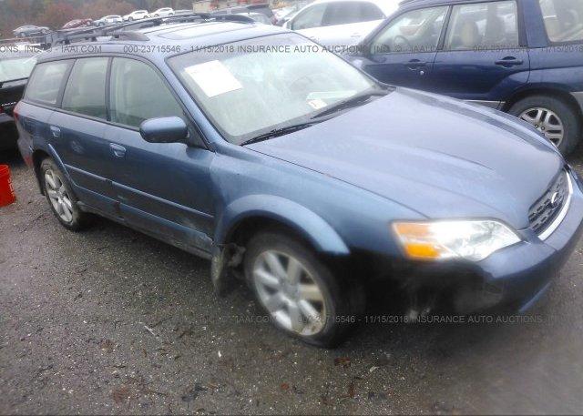 Inventory #393928214 2006 Subaru LEGACY