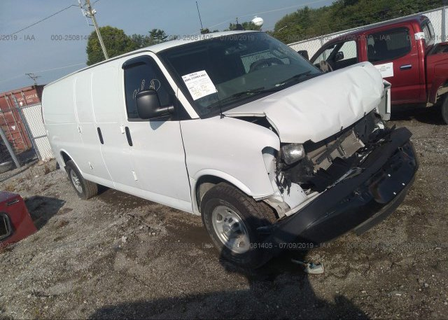 Inventory #798616999 2016 Chevrolet EXPRESS G2500