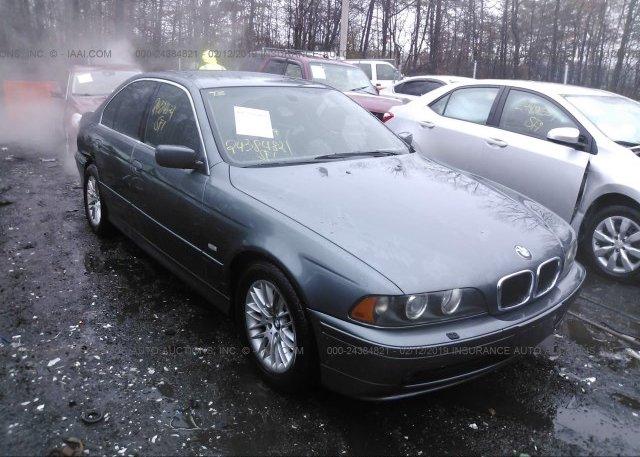 Inventory #210922433 2003 BMW 530