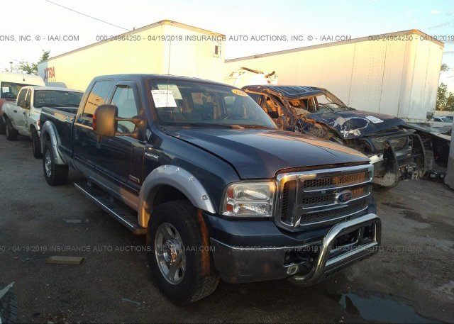 Inventory #744906405 2006 FORD F350