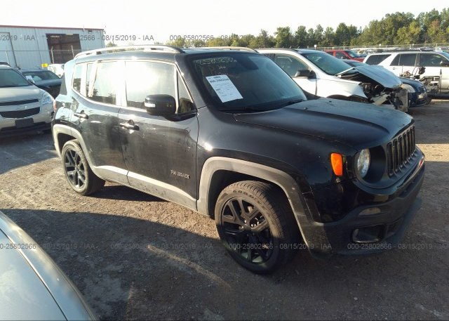 Inventory #312646153 2018 JEEP RENEGADE