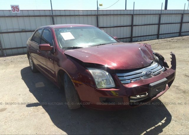 Inventory #318381146 2007 FORD FUSION