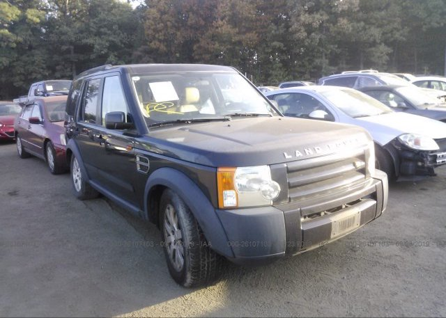 Inventory #332198107 2005 Land Rover LR3