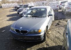 2002 BMW 325 - WBAEV33442KL68810 Right View