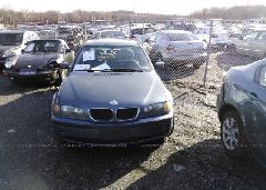2002 BMW 325 - WBAEV33442KL68810 detail view
