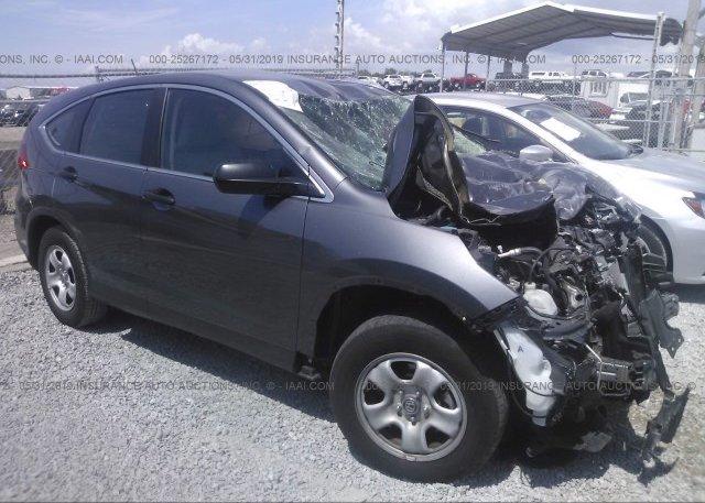 Inventory #999194928 2016 Honda CR-V