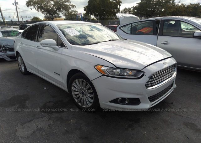 Inventory #594792662 2014 FORD FUSION