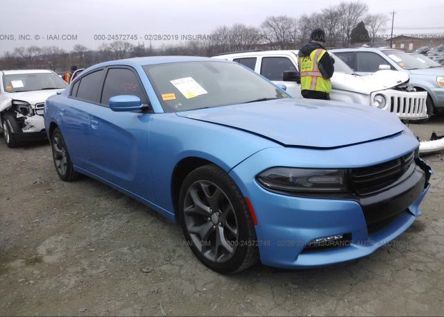 Inventory #572122027 2015 Dodge CHARGER