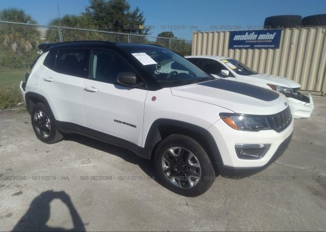 Inventory #612520194 2018 JEEP COMPASS