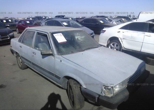 Inventory #380427772 1985 Toyota CAMRY