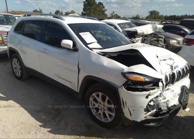 Inventory #264492875 2016 JEEP CHEROKEE