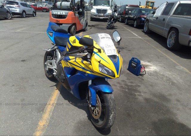 Inventory #427758664 2006 Honda CBR1000