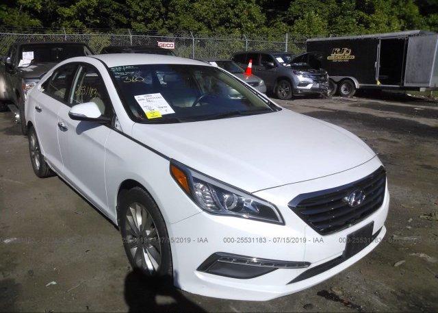 Inventory #882961986 2015 Hyundai SONATA