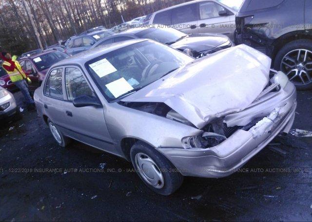 Inventory #136468768 1998 Toyota COROLLA