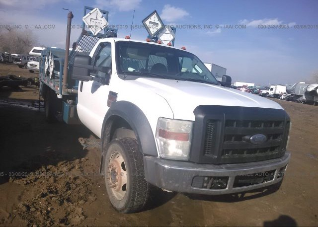 Inventory #585648346 2008 FORD F550