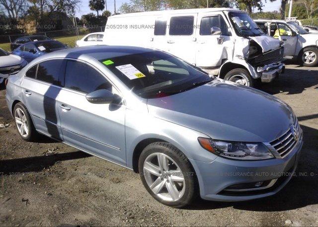 Inventory #364071404 2013 Volkswagen CC
