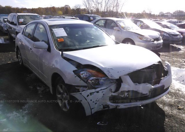 Inventory #346021306 2008 Nissan ALTIMA