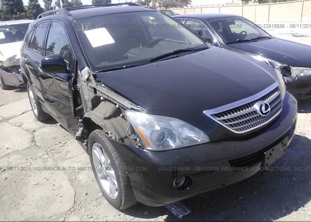 Inventory #413538580 2008 Lexus RX