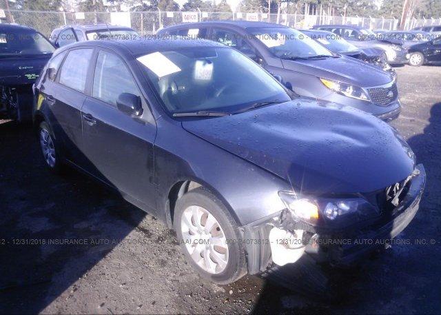 Inventory #229964093 2009 Subaru IMPREZA