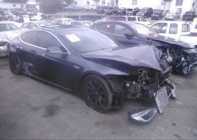 Inventory #164703020 2018 Tesla MODEL S