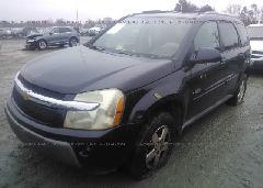 2006 Chevrolet EQUINOX - 2CNDL63F766007552 Right View