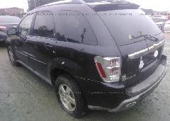 2006 Chevrolet EQUINOX - 2CNDL63F766007552 [Angle] View