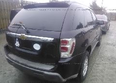 2006 Chevrolet EQUINOX - 2CNDL63F766007552 rear view