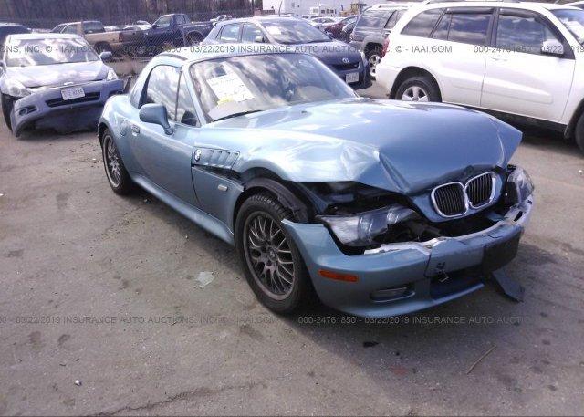 Inventory #283614199 2001 BMW Z3