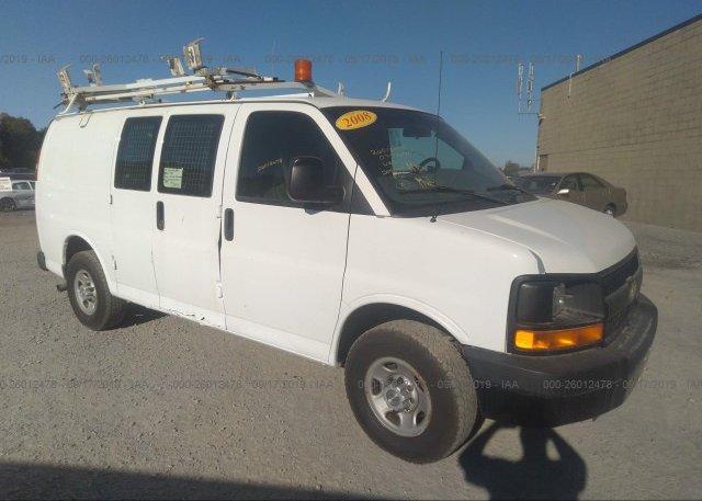 Inventory #104873414 2007 Chevrolet EXPRESS G2500