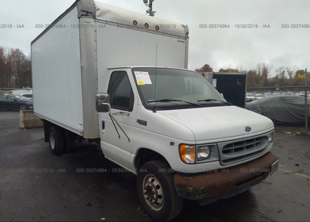 Inventory #896166937 2002 FORD ECONOLINE