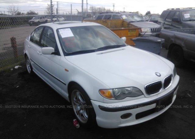 Inventory #896979265 2002 BMW 330