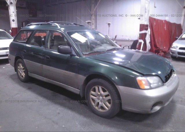 Inventory #556670563 2000 Subaru LEGACY