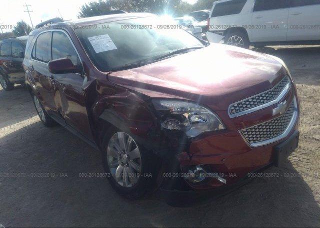 Inventory #266286193 2011 Chevrolet EQUINOX