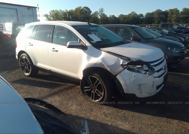 Inventory #860088325 2013 FORD EDGE