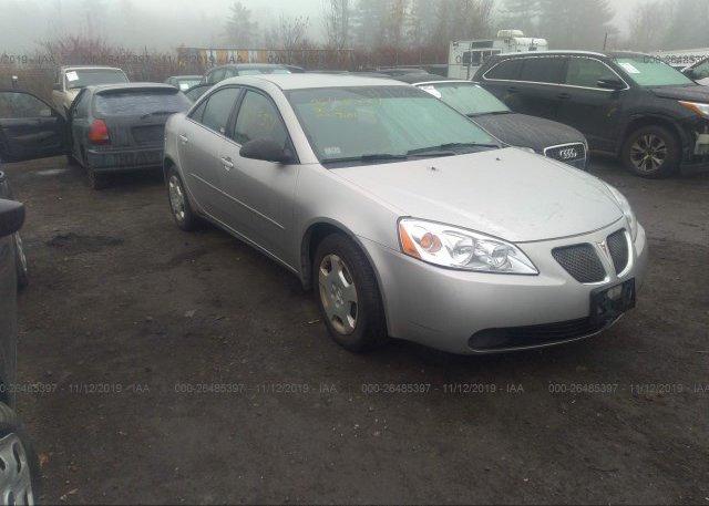 Inventory #183844764 2005 Pontiac G6