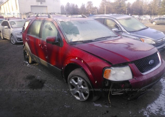 Inventory #628343562 2007 FORD FREESTYLE