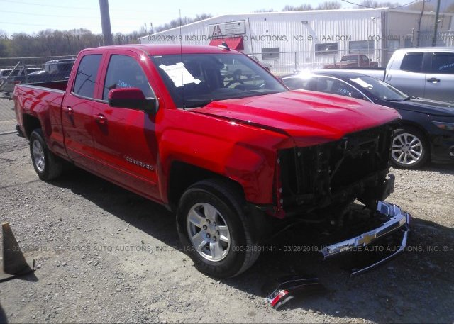 Inventory #329251569 2018 Chevrolet SILVERADO
