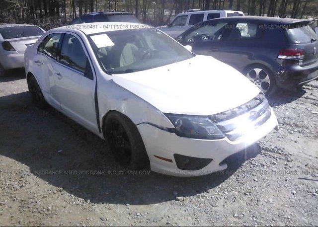 Inventory #848446325 2010 FORD FUSION