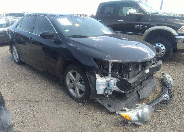 Inventory #639202974 2014 Toyota CAMRY