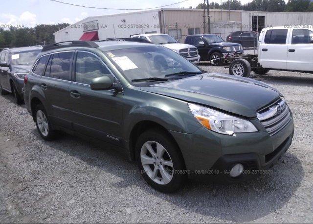 Inventory #908822382 2013 Subaru OUTBACK