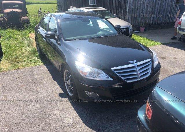Inventory #174057375 2009 Hyundai GENESIS