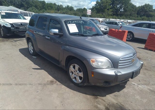 3gnda23d26s614114 Salvage Chevrolet Hhr At South Bend In On Online Cars Auction By August 18 2020