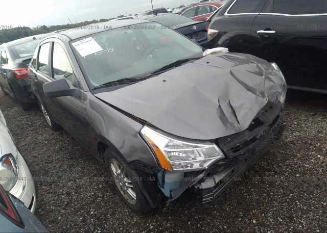 Inventory #370889391 2010 FORD FOCUS